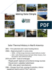 Making Solar Simple Technology Overview