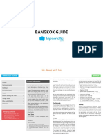 Tripomatic Free City Guide Bangkok