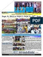 Herald 1st Sem Issue School Year 2013-2014