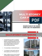 Multistorey Car Parking