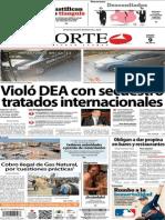 Periódico Norte edición impresa día 9 de enero 2014