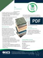Material Content Sellsheet Web