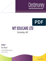 MT Educare_Q2FY14 Destimoney Sec.pdf