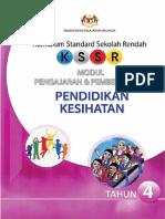 Modul P&P Pendidikan Kesihatan KSSR Tahun 4