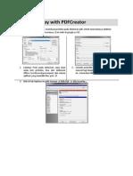 Make Anti Copy With PDF Crea To