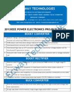 2014 Ieee Powerelectronics