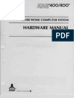 Atari 800 Hardware Manual, Part1