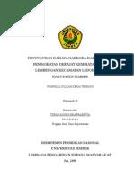 Proposal_penyuluhan Bahaya Narkoba Dalam Upaya Peningkatan Derajat Kesehatan Desa Lembengan Kecamatan Ledokombo