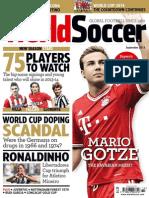 Soccer Sep 13