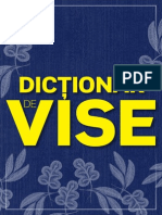 Dictionarul de Vise