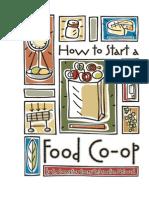 Food Coop Manual