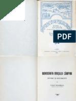 Monografia orasului Campina - Istoric si documente, 1924