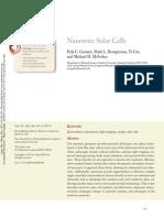 120 Erik_nanowire Solar Cell