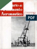 1953 2 Notiziario Di Armamaento Aeronautico