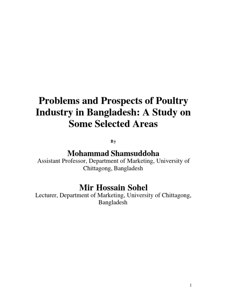 problems and prospects of mis in bangladesh essay Read this article on questia academic journal article international social science review introducing e-government in bangladesh: problems and prospects.