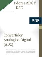 Convertidor Analógico-Digital (ADC)