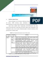 BAB IV Kriteria Penetapan Status Jalan Desa1