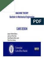 Cams Design