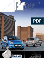 Automotive Business Review September 2009