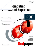 Cloud Computing - Patterns of Expertise