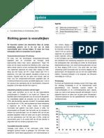 Global Markets Update Richting Geven is Vooruitkijken