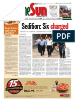 TheSun 2009-09-10 Page01 Sedition Six Charged