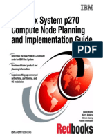 IBM Flex System p270 Compute Node Planning and Implementation Guide