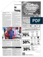 TheSun 2009-09-11 Page11 Rais No Rm25m Allocation for Penang