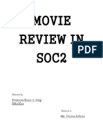 Movie Review in Soc2
