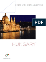 Hungary - You will be more with every adventure