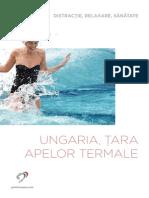 Ungaria, Ţara apelor termale