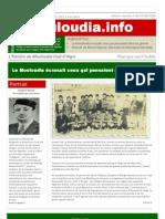 Journal Du Mouloudia - Edition numéro 1 a 5