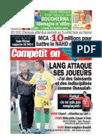 Edition du 15 septembre 2009