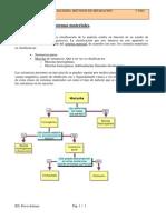 Ud4. La Materia Clasificacion y Metodos de Separacion