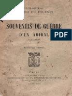 Dartige Du Fournet Souvenirs de Guerre 1914-1916