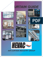 Air Curtain Guide Design