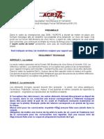 reglement F3602008