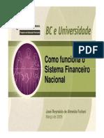 Como Funciona o Sistema Financeiro Nacional [Modo de Compatibilidade]