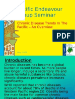 Pacific Endeavour Seminar Assignment