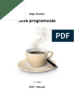 Java Programozas 1.3