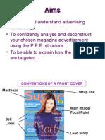 Analysing Magazine