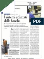 I sistemi utilizzati dalle banche (Banca Finanza, 01/05/2009)