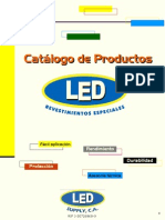 Catalogo Productos Led