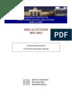 IERI Presentation - English Version