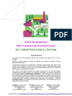 Auto Evaluation Des Risques Professionels