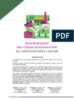 Auto Evaluation Des Risques Professionels