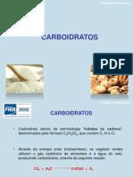 Bromatologia - Carboidratos
