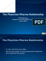 Physicianpharmarelationship Web