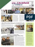Hudson~Litchfield News 1-10-2014
