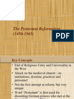 reformation counter reformation